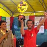 Premiazione triangolare di calcio, 1° classificato ANPI Monticelli/Castelvetro