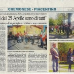 XXV aprile 2012 PROVINCIA